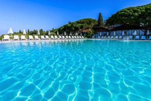 The swimming pool at or near Boutique Hotel Mauro