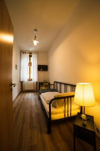 Posezení v ubytování Penzion Kroměříž