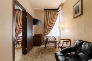Гостиная зона в М-Отель