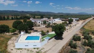 Apartamentos Turísticos La Teja a vista de pájaro