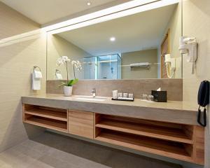 Sunway Clio Hotel @ Sunway Pyramid Mallにあるバスルーム