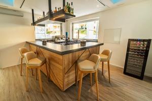 Una cocina o zona de cocina en Hotel The Sky - Adults Only