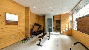 Фитнес център и/или фитнес съоражения в Бутик хотел Свети Никола Бояна