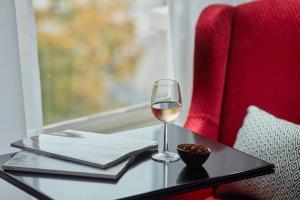 Drankjes bij Lifestyle Hotel Carlton Ambassador