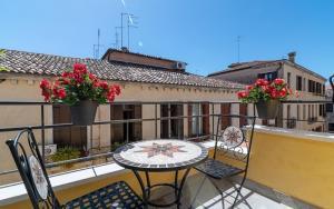 Balcone o terrazza di Grifoni Boutique Hotel