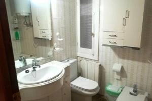 Un baño de bonito apartamento centro onil