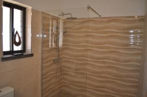 Salle de bains dans l'établissement Casa Areias Appart-hotel