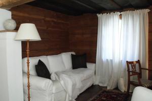 Ein Bett oder Betten in einem Zimmer der Unterkunft Kapuzinerberg Apartments