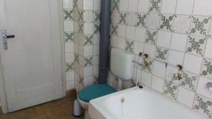 Ein Badezimmer in der Unterkunft Sapana