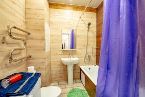 A bathroom at Kozette Apartaments