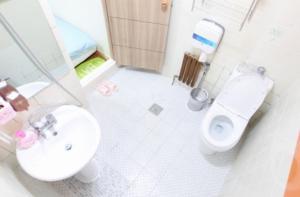 나루호스텔 코리아 욕실