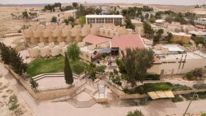 A bird's-eye view of HI - Mitzpe Ramon Hostel