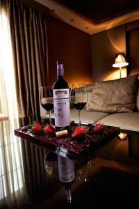 Bebidas en Nexus Valladolid Suites & Hotel