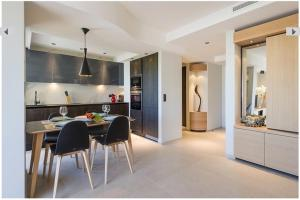 Una cocina o zona de cocina en Azur 3000