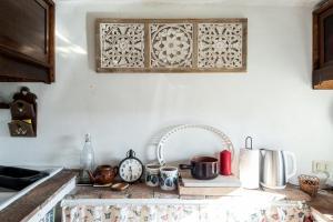Cucina o angolo cottura di Casa Marghera House Winery Bikes