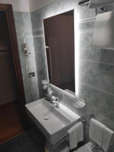 Kúpeľňa v ubytovaní Hotel La Vignetta