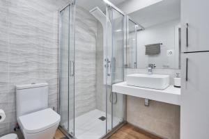 Un baño de Sur Suites Pauli