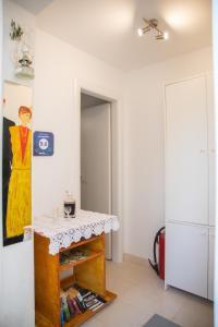 A bathroom at Apartments villa Mira