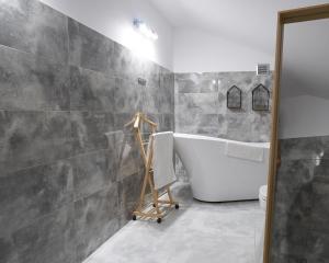 Łazienka w obiekcie Armada Apart Ustka