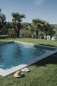 The swimming pool at or close to Heritage Hotel San Rocco