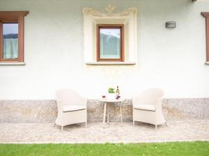 A seating area at Residence Pedranzini