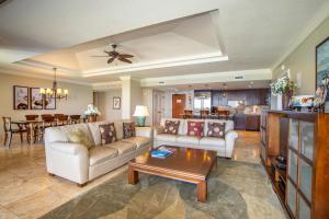 Zona de estar de Honua Kai Resort and Spa