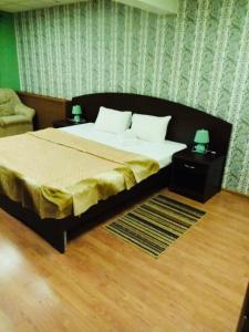 Кровать или кровати в номере Hotel Old Riga