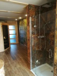 Kúpeľňa v ubytovaní Apartmán Life in Nature