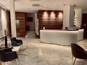 Lobi ili recepcija u objektu IG Hotel