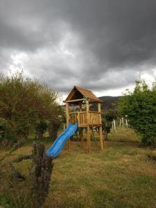 Children's play area at Quinta de Vodra