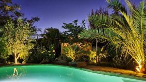 Piscina en o cerca de La Placeta Guesthouse