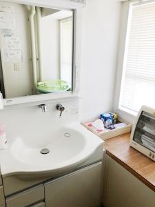 A bathroom at Fuji Gotemba Condominium Tannpopo