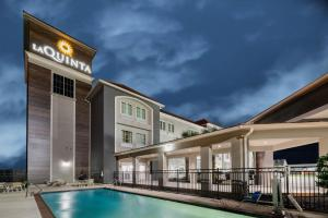 The swimming pool at or near La Quinta by Wyndham Boutte