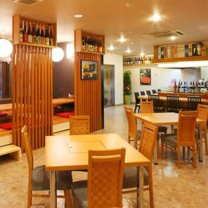 聯合酒店餐廳或用餐的地方
