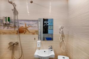 Ванная комната в Азарт