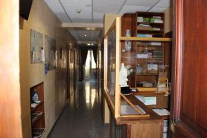 The lobby or reception area at Buonarroti Home