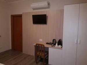 TV o dispositivi per l'intrattenimento presso Albergo Paradiso