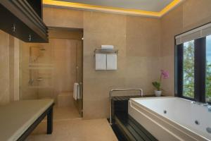 A bathroom at The Andaman, a Luxury Collection Resort, Langkawi