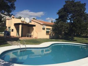 Бассейн в Villas Marbella или поблизости