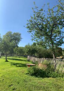 Ein Garten an der Unterkunft Cottage House Weyer Horse&Groom Room