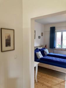 Ein Bett oder Betten in einem Zimmer der Unterkunft Sonnhof Ressl