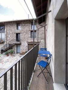 Balcone o terrazza di Antica Sosta dei Viandanti