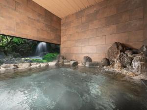 The swimming pool at or near Nara Royal Hotel