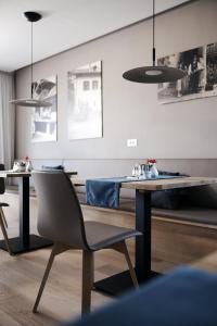 Кухня или мини-кухня в Pension Appartment Hecherhof
