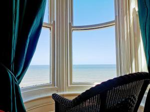 A general sea view or a sea view taken from the inn