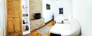 O zonă de relaxare la Casa Hunter