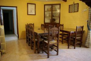 A restaurant or other place to eat at Agroturismo Casa Calixto