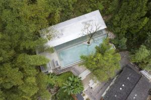 A bird's-eye view of XY·Yun House