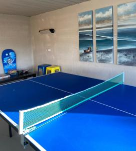 Ping-pong facilities at 7 & 8 Monte Vista Sorrento or nearby