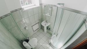 Ванная комната в Вилла Татьяна Верхнеозерная